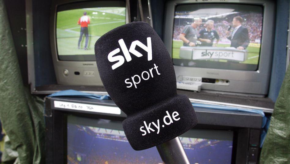 Murdochs Bezahlsender: Sky Deutschland schreibt tiefrote Zahlen