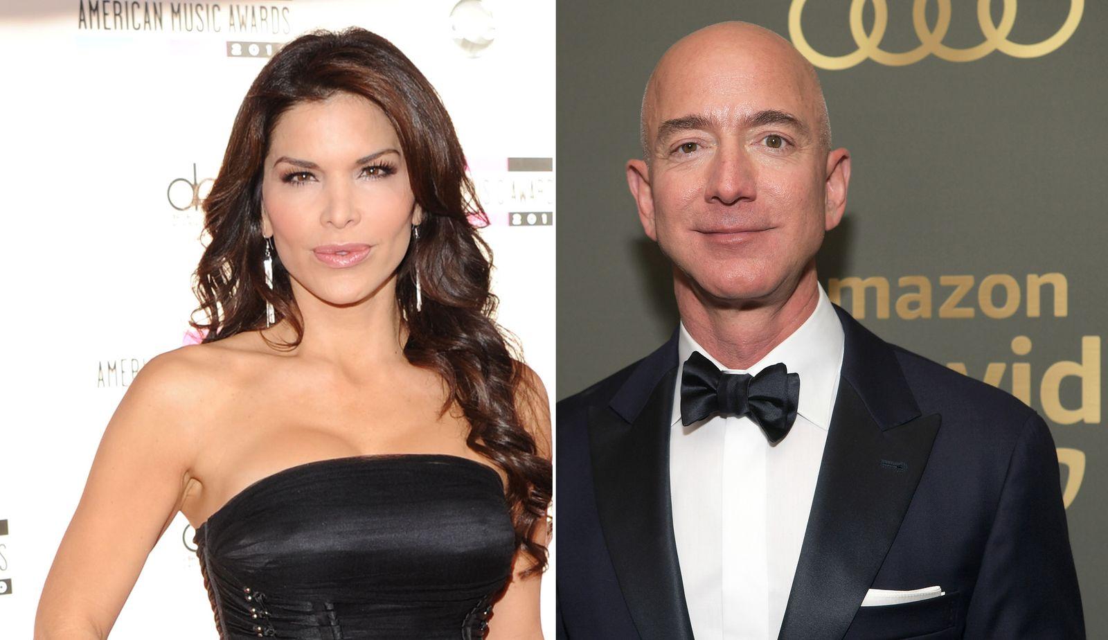 KOMBO Lauren Sanchez / Bezos