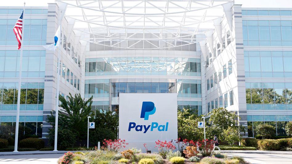 PayPal-Zentrale in San Jose: Deutsche Banken wollen dem US-Bezahldienst mit einer eigenen Lösung Kunden abjagen - künftig sind auch die Sparkassen bei der Gesellschaft für Internet und mobile Bezahlungen (Gimb) an Bord