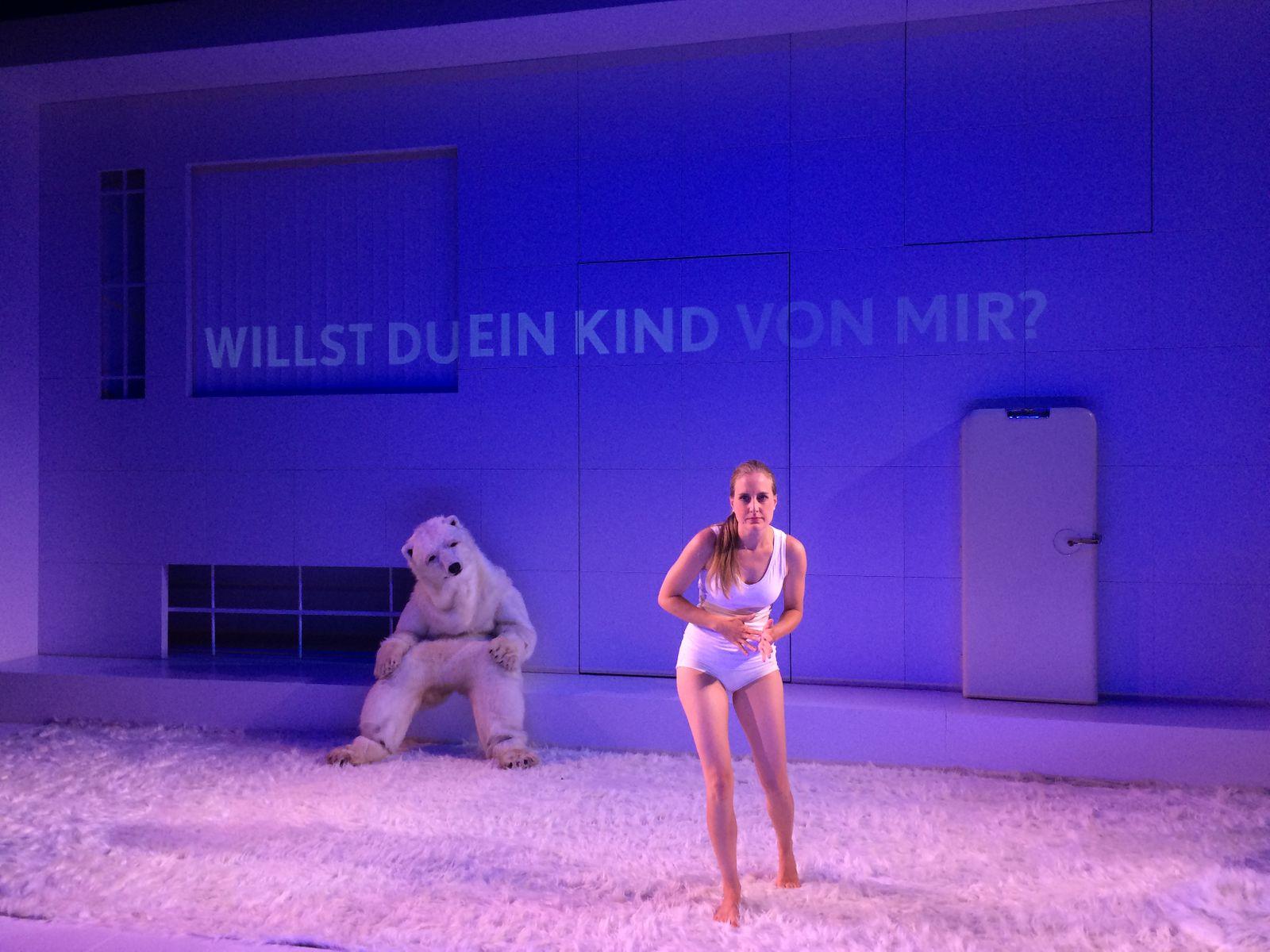 EINMALIGE VERWENDUNG Schauspiel Leipzig