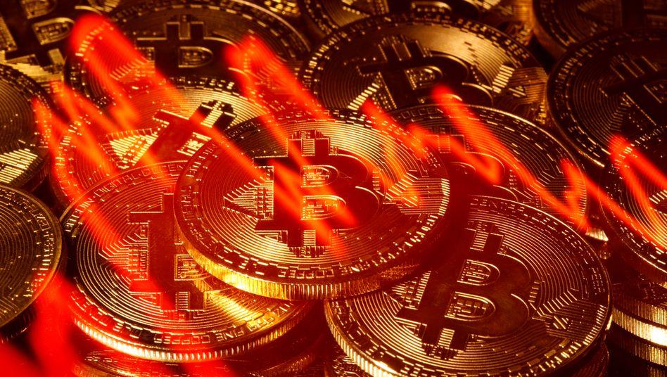 Heißes Ding: Der Bitcoin-Preis ist stark gestiegen - wann fällt er wieder?