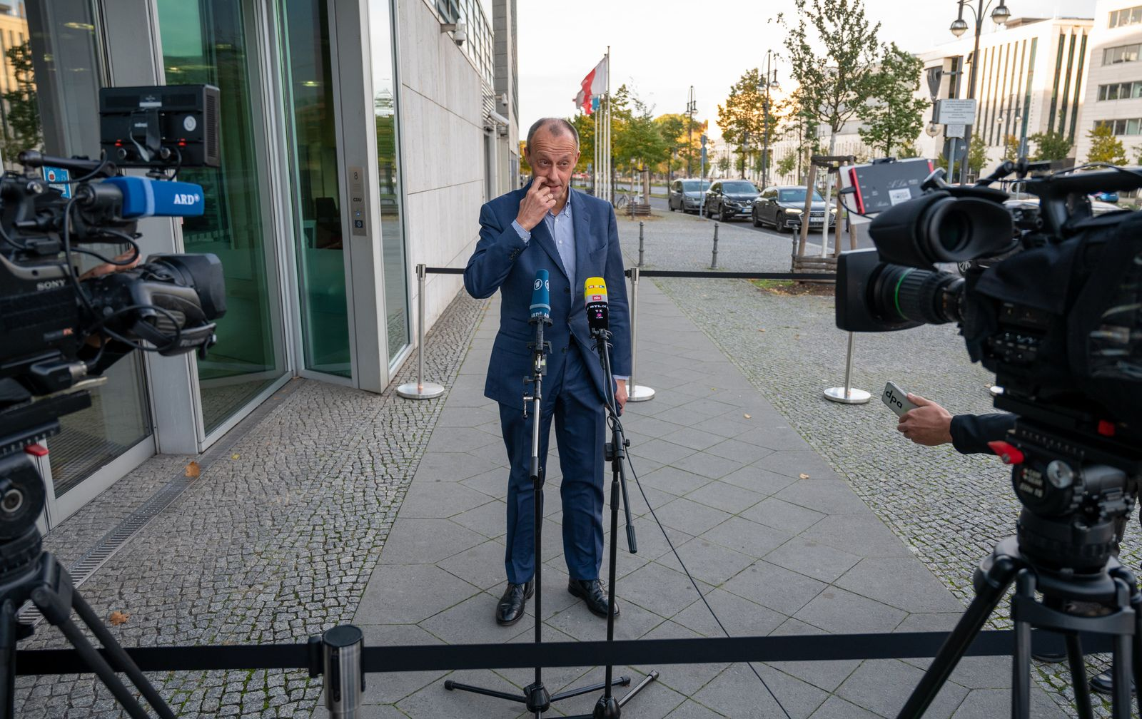 CDU-Debatte über Wahlparteitag