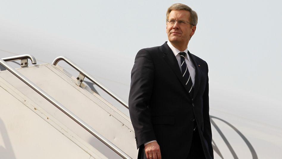 Umstrittene Aussagen: Die Erklärungen von Bundespräsident Wulff im TV-Interview werfen neue Fragen auf