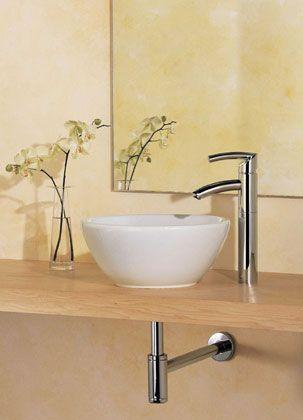 """Understatement fürs Bad: Grohe Waschbecken """"Tenso"""""""