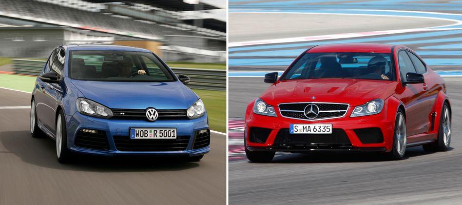 Volkswagen und Daimler mit Prevent im Clinch: Der immer offener ausgetragene Konflikt zwischen Zulieferern und Autobauern trifft auch die Hersteller