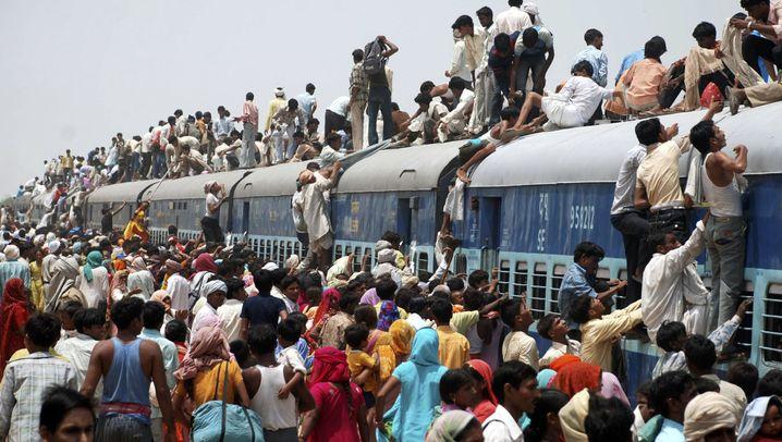 Zugreisen weltweit: Andere Länder, andere Schienen