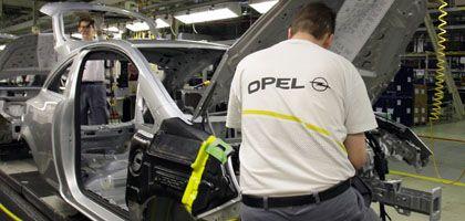 """Opel-Produktion in Eisenach: """"Wenn dieses Werk verkauft werden könnte, wäre das sozialpolitisch die eleganteste Art"""""""