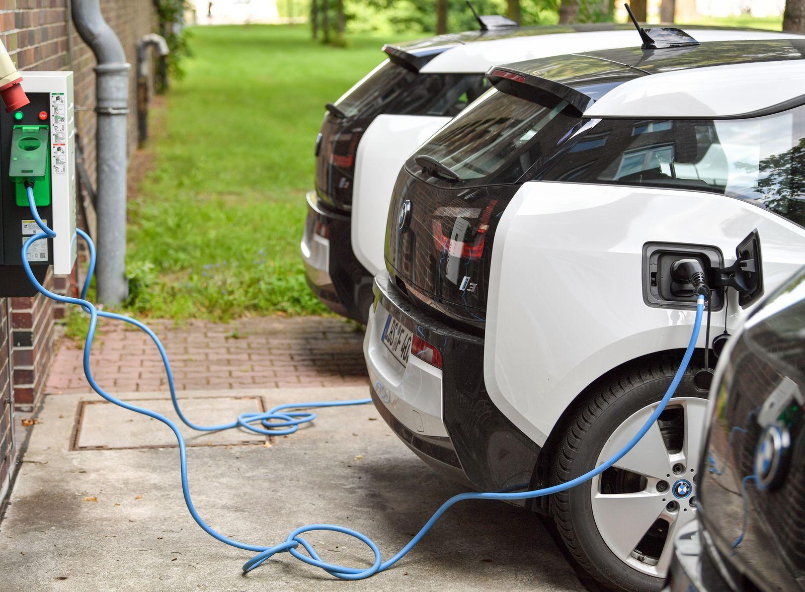 Elektro-Auto-Prämie