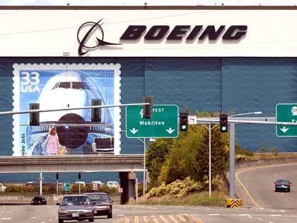 """Boeing-Werk Everett: """"Weiterhin Möglichkeit der Sanktion"""""""
