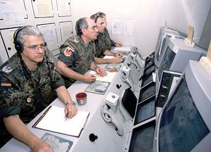 Bundeswehr: IT-Systeme bislang nicht miteinander vernetzt