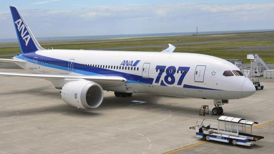 Boeing 787: Erneut Probleme beim Dreamliner