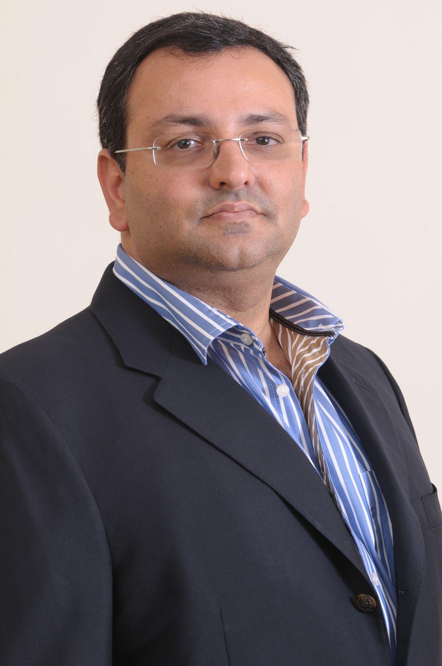 Cyrus P Mistry; Tata