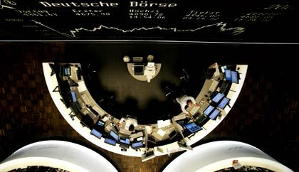 Börse in Frankfurt am Main: Der Traum langfristig hoher Renditen ist nach einem verlorenen Jahrzehnt geplatzt