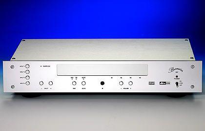 Für kompromisslosen Klang: Der 057 Surround Prozessor ist das neueste Multikanal-Gerät des Hauses Burmester
