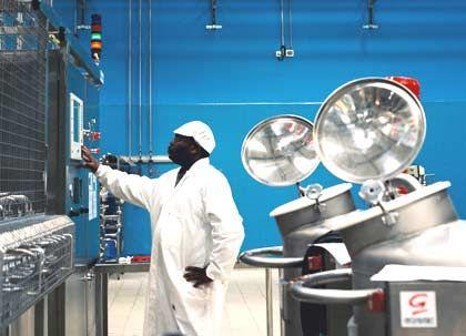Joghurt, geschüttelt und gerührt: Arbeit im Danone-Forschungszentrum Vitapole