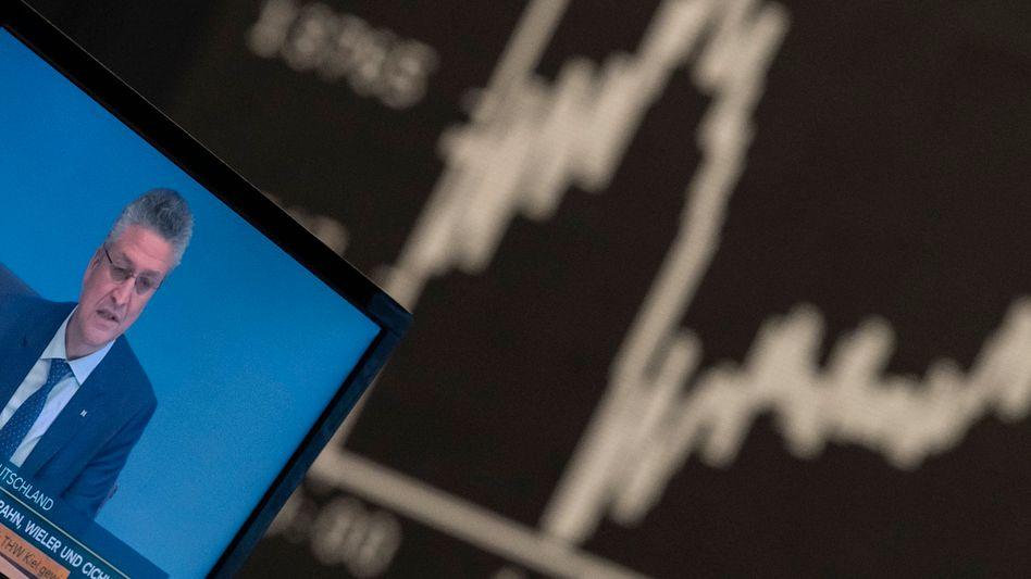 Börse im Zeichen von Corona: Wie lange wird die Pandemie die Kurse noch beeinflussen?