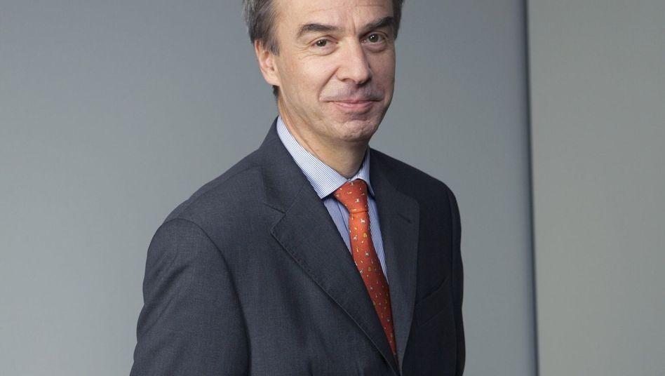 Heinz-Joachim Neubürger: Gegen den ehemaligen Siemens-Finanzchef läuft noch eine Schadensersatzklage von Siemens