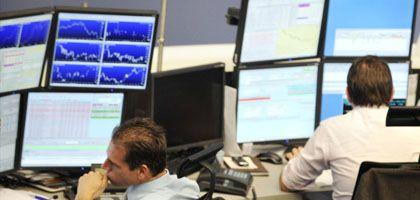 Unruhe am Markt: Der Dax verliert kräftig