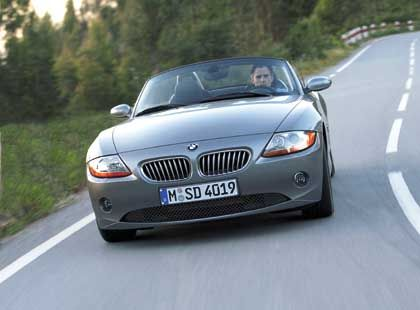 BMW Z4: Nur ein Beispiel aus der üppigen Produktpipeline