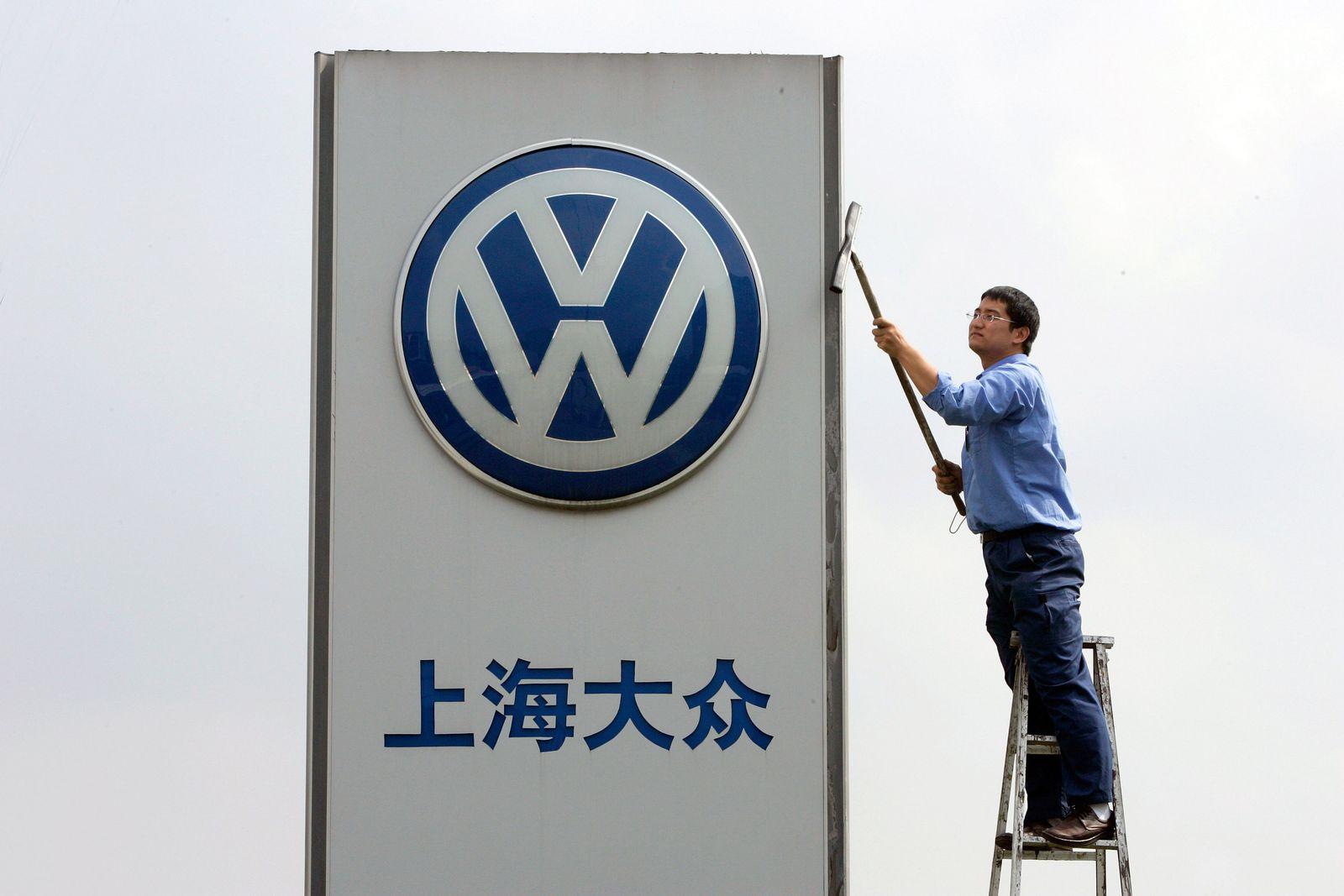 China / Volgaswagen / VW / Shanghai