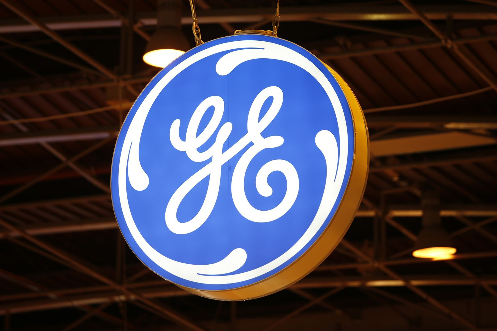 General Electric / GE / Logo