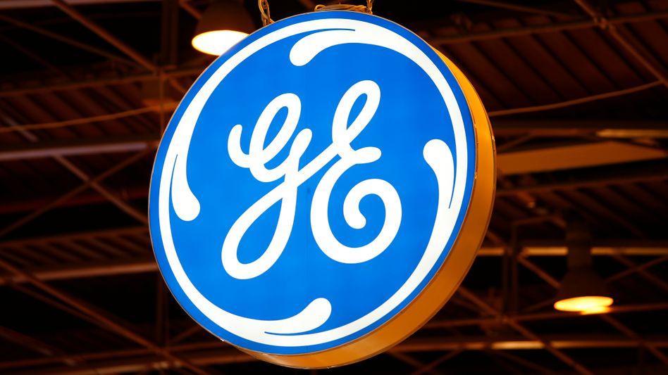 Schwarze Zahlen bei General Electric: Die Aktie der schwer gebeutelten Industrie-Ikone legte zeitweise um 15 Prozent zu