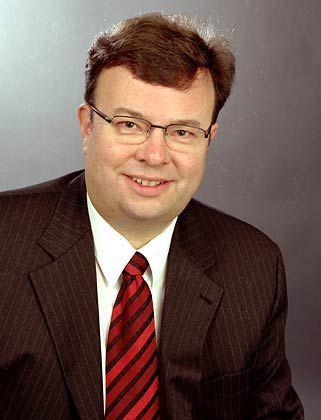 Rationaler Anspruch: Rainer Kallenbach ist im Bosch-Bereichsvorstand für den Geschäftsbereich Automobilelektronik verantwortlich