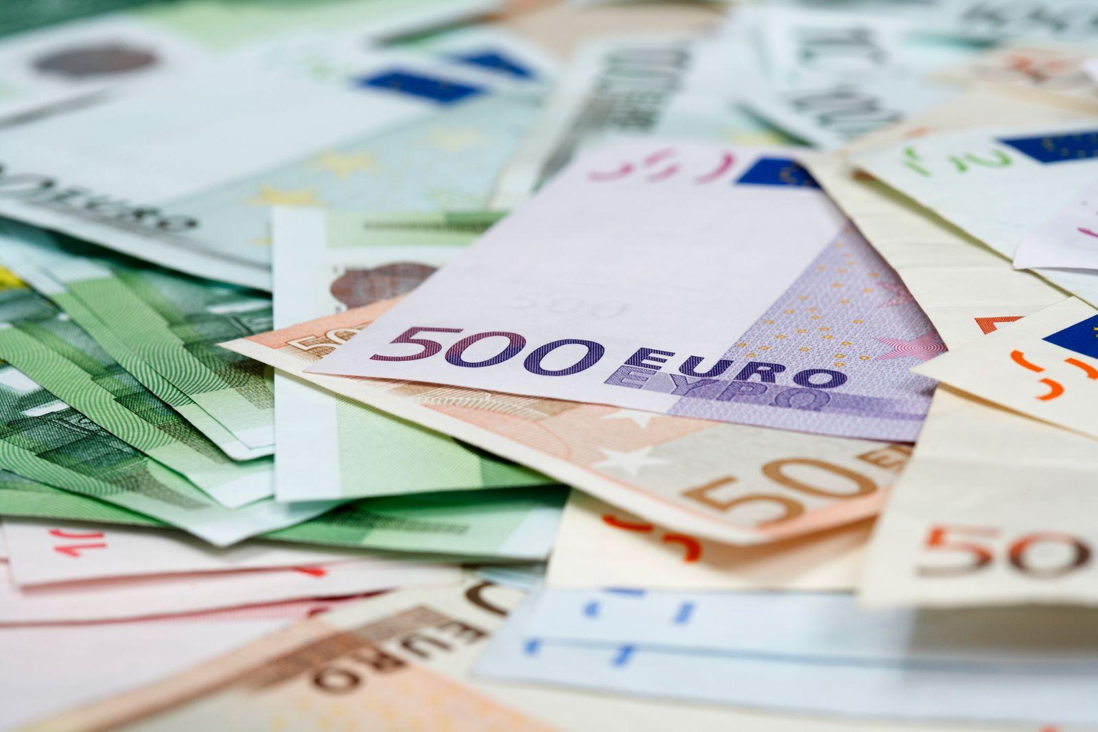 NICHT MEHR VERWENDEN! - Euro Scheine