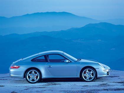Der Sportwagen schlechthin: Modell 911 Carrera
