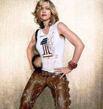 Madonna singt für Warner Music