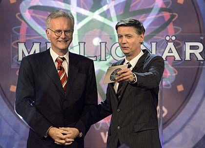 ... Harald Schmidt die heilige Dreifaltigkeit der deutschen TV-Unterhaltung