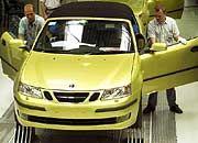 Auch teuer: Saab Cabrio aus Trollhättan