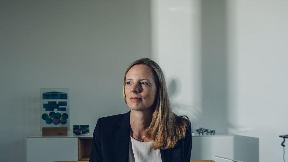 Multitalent: Studiert hat Helene von Roeder theoretische Physik, Karriere machte sie als Bankerin. 2018 wechselte sie die Branche und stieg bei Vonovia ein.