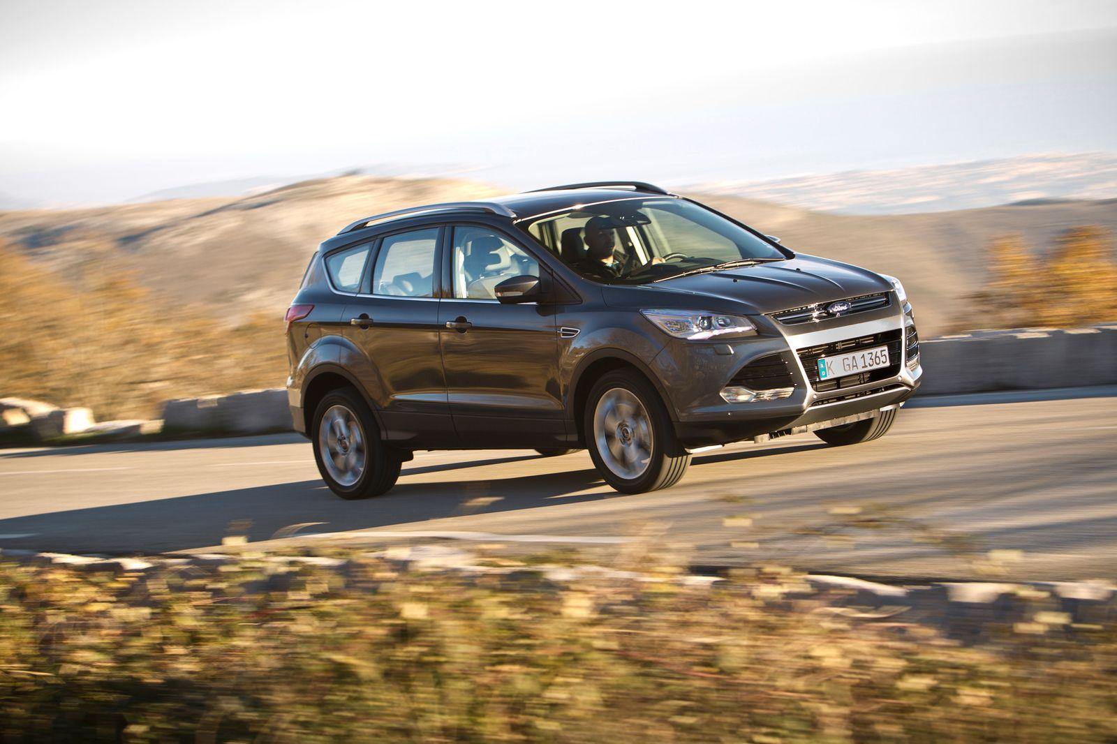 Ford Kuga /2012