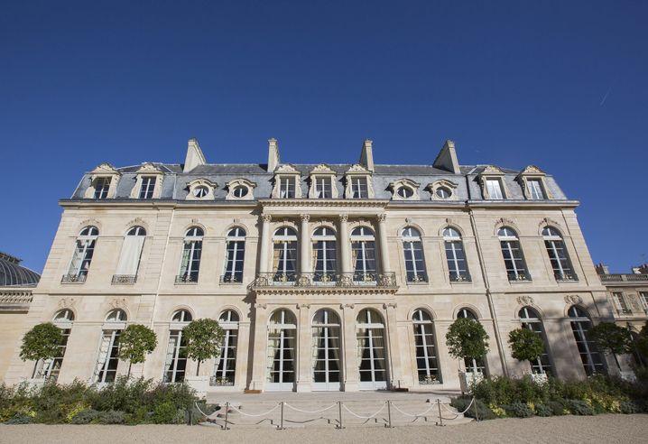 Élysée - Palast in Paris