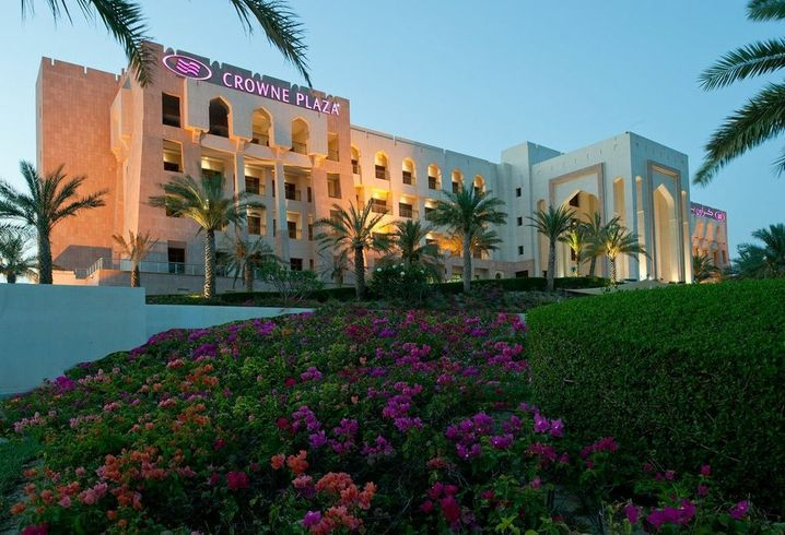 Crown Plaza Hotels & Resorts, Sohar