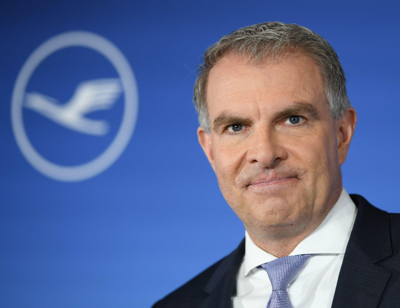 Lufthansa - Carsten Spohr
