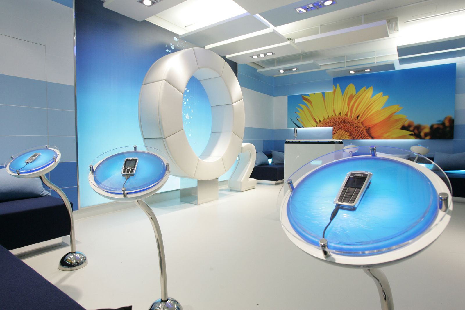o2 Flagship Store / München