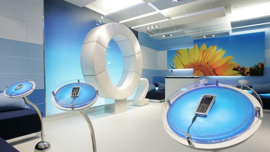 O2-Shop in München: Telefonica will 23 Prozent ihrer Deutschland-Tochter mit der Kernmarke O2 an die Börse bringen
