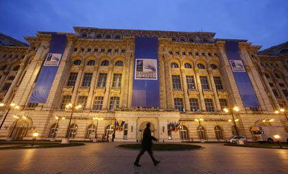 Soll sparen: Rumänisches Parlament