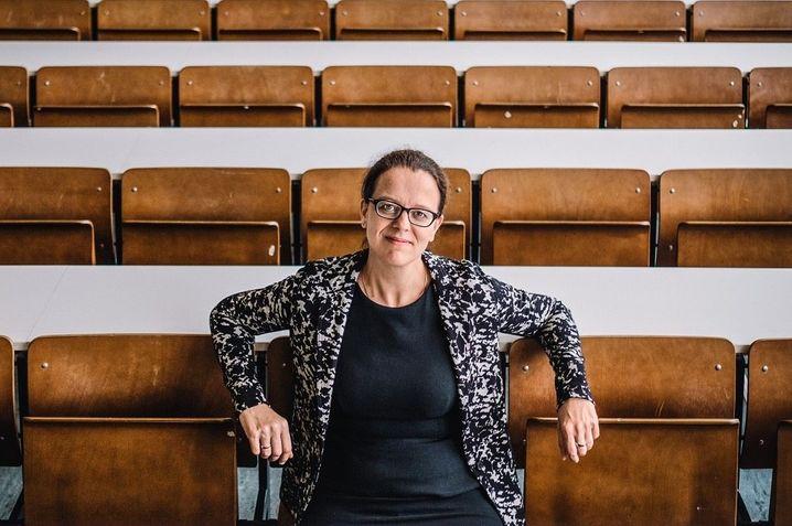 Erklärerin: Die kommunikationsstarke Finanzmarktökonomin Isabel Schnabel von der Universität Bonn gehört seit 2020 zum EZB-Direktorium