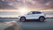 Mit diesem Elektro-SUV zieht Mercedes gegen Teslas Model Y ins Feld