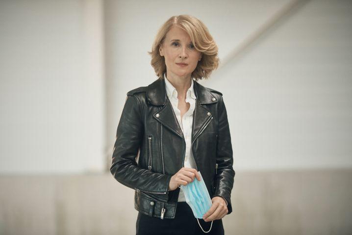 Nimmt Maß: Unternehmerin Ayla Busch.