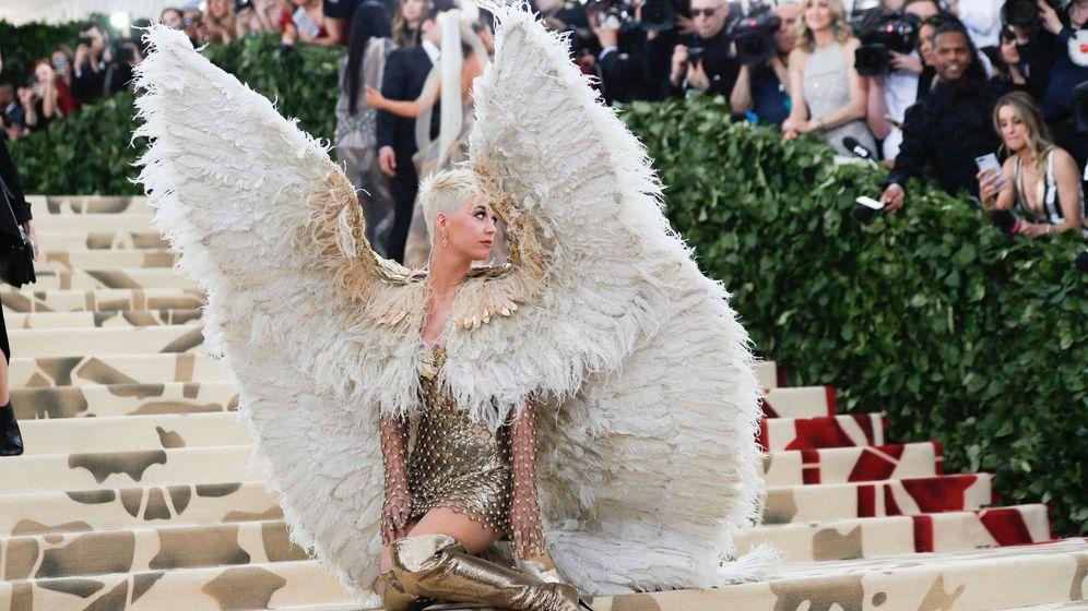 Met Gala: Wie im Mode-Himmel