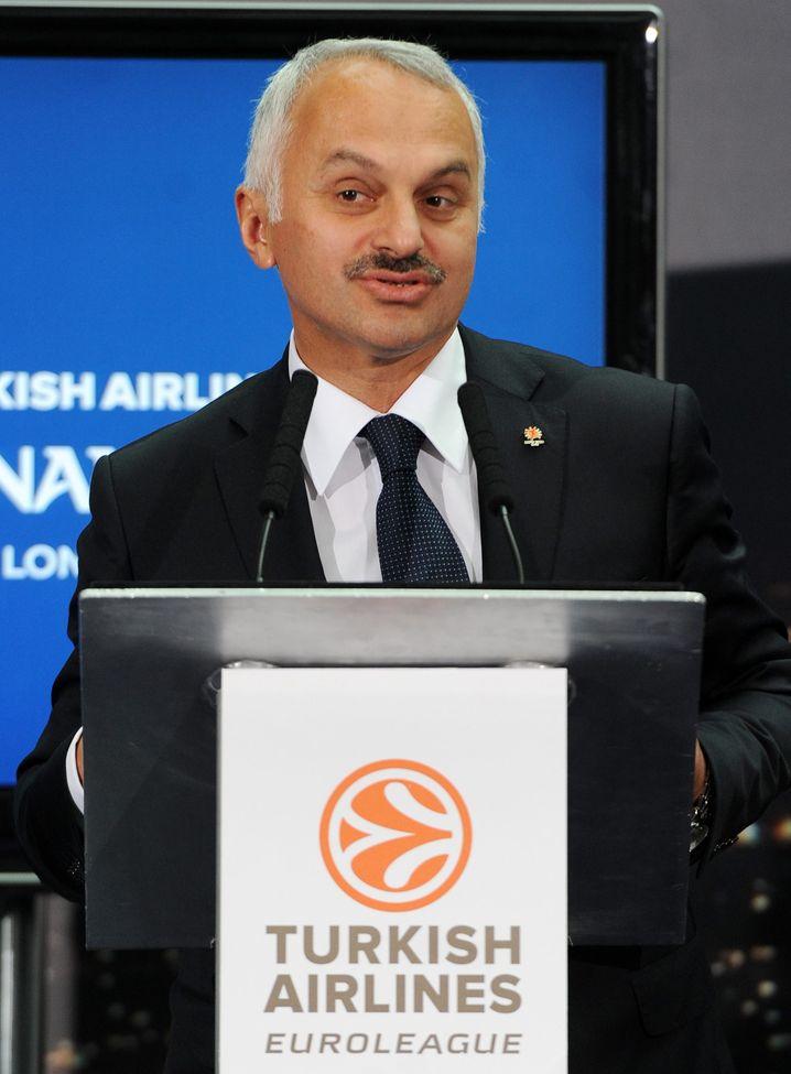 Selbstbewusst: Turkish-Airlines-Chef Temel Kotil