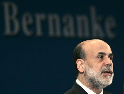 Leitzinsen gesenkt:Fed-Chef Bernanke