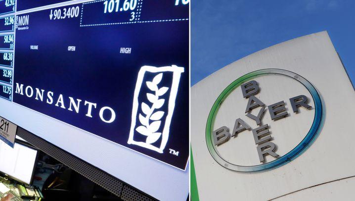 Bayer, Daimler, Deutsche Börse: Die größten Übernahmen deutscher Konzerne im Ausland