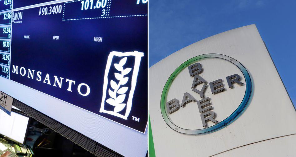 Nicht gerade ein Schnäppchen: Bayer hat sich mit Monsanto auf einen Übernahmepreis von 66 Milliarden Dollar geeinigt