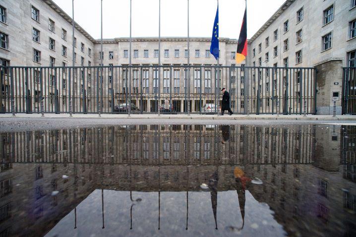 Finanzministerium Berlin