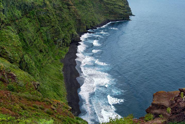 Grüne Insel: La Palma punktet vor allem bei Wanderern.